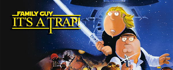 Review: Family Guy – It's a Trap!