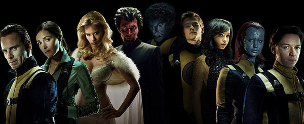 Four New X-Men: First Class Photos!