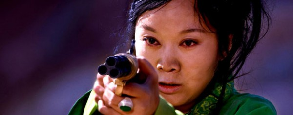 A Woman, a Gun and a Noodle Shop Movie Review