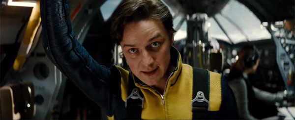 Watch the X-Men: First Class Trailer!