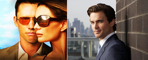 Win Burn Notice & White Collar on DVD!