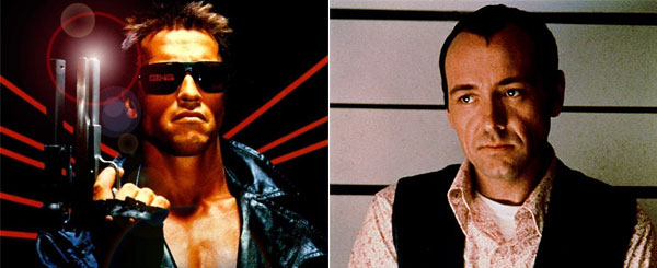 Terminator/The Usual Suspects: The Books?