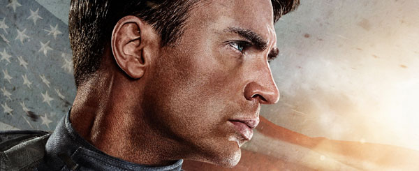 New Captain America Trailer and Poster