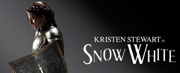 Kristen Stewart Will Kick Ass As Snow White