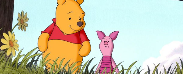 Winnie the Pooh Finds Honey, Critic's Inner Child