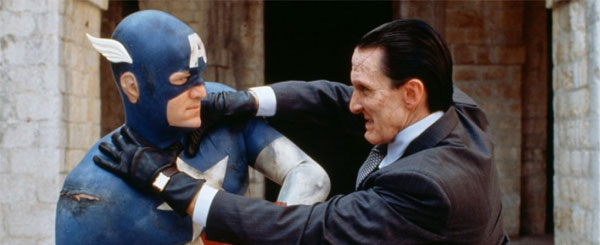 Captain America, 90's Style