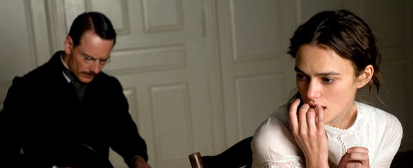 New Dangerous Method Trailer & Stills