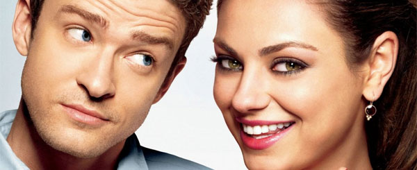 Mila Kunis, Sex, and a Friends With Benefits Movie Review