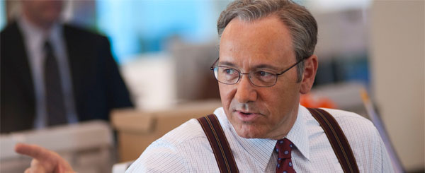 Margin Call Movie Review