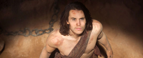 John Carter Movie Review: As Barren as Mars