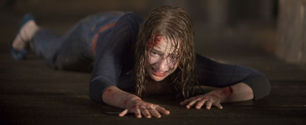 'Cabin in the Woods' is on DVD. Watch it Now.