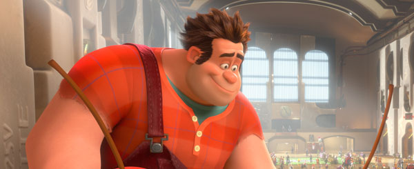 Watch the Wreck-It Ralph Trailer