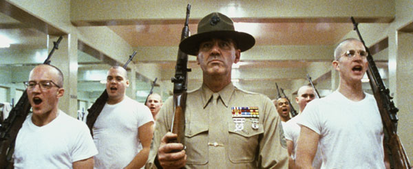 Win a Full Metal Jacket Blu-ray Book!