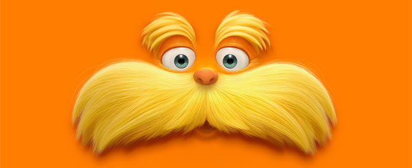 Dr. Seuss' The Lorax is Now on Blu-Ray, So We Reviewed It