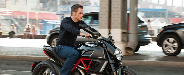 First Look: See Chris Pine as Jack Ryan