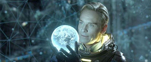 Blu-ray Review: Prometheus, Round Two