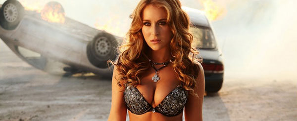Spy Kids No More – Alexa Vega Struts Her Stuff