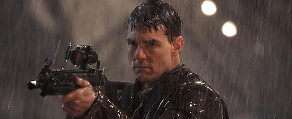 Review: 'Jack Reacher' Slides In Under the Radar