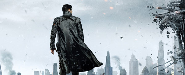 Start Trek Into Darkness Poster and Teaser Trailer