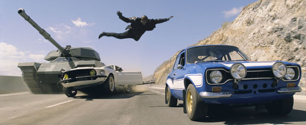 New 'Fast & Furious 6′ Photos and Extended First Look