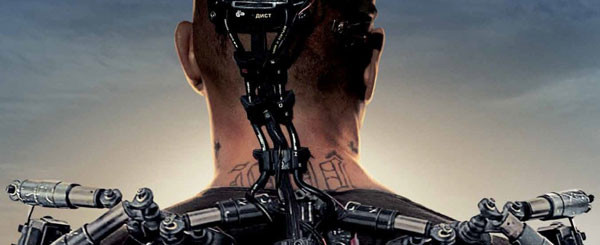 Elysium Movie Trailer and Poster