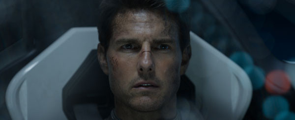Now on Blu-ray: Tom Cruise in a State of 'Oblivion'
