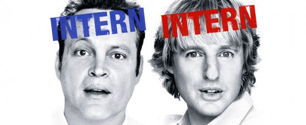 On DVD: Vaughn, Wilson Reunite for 'The Internship'