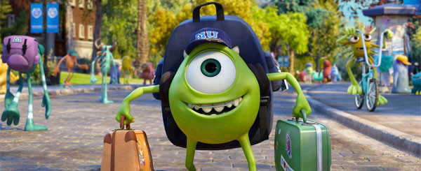 Review: 'Monsters University' Graduates to Blu-ray