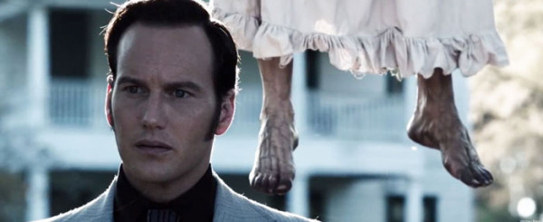 Need a Halloween Movie? 'The Conjuring' Hits DVD