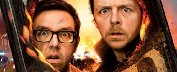 On DVD: Shaun, Fuzz Reach 'The World's End'
