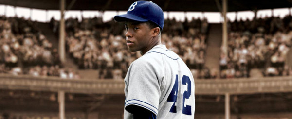Review: Racism, Baseball and Harrison Ford in '42′