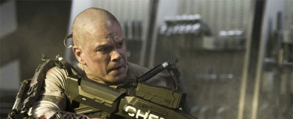 Review: 'Elysium' Aims for the Sky, Falls Just Short