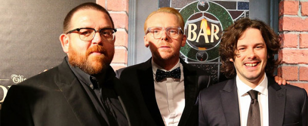 Simon Pegg/Nick Frost on The World's End, Cannibalism