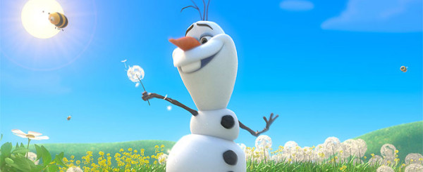 Disney's 'Frozen' Blasts onto Blu-ray