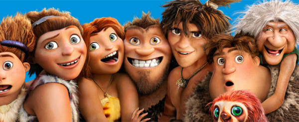 A Very Late 'The Croods' Movie Review