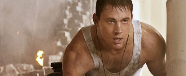 Revie: 'White House Down' Invades DVD