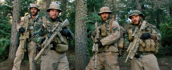 Review: 'Lone Survivor' is No 'Private Ryan'
