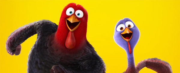 Review: 'Free Birds' is Mediocre but Fun