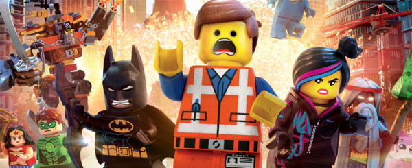 The LEGO Movie Review: Lots of Lego's