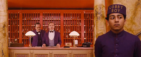 Review: The Grand 'Grand Budapest Hotel'