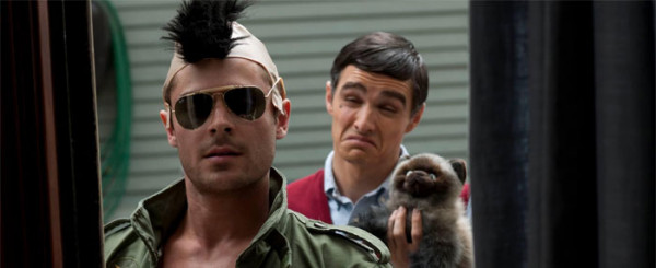 Review: Rogen, Efron Go to War in 'Neighbors'