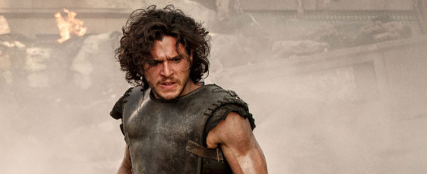 Jon Snow Stars in 'Pompeii.' People Die.