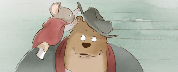 A Review of the Adorable 'Ernest & Celestine'