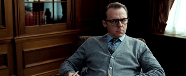 See Simon Pegg's New Movie Before Your Friends