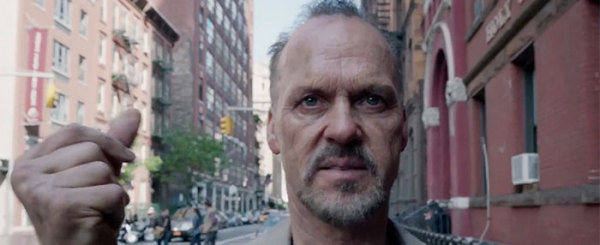 Review: Michael Keaton Takes Flight in 'Birdman'