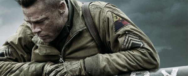 Brad Pitt's 'Fury' Explodes Onto DVD