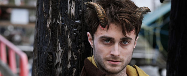 Review: Radcliffe Sheds Potter Scar, Grows 'Horns'