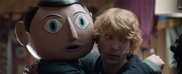 'Frank' Review: Michael Fassbender's Jack in the Box