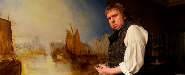 'Mr. Turner' Paints a Pretty Picture on Blu-ray