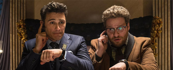 You Can Now Watch 'The Interview' on DVD. Don't.